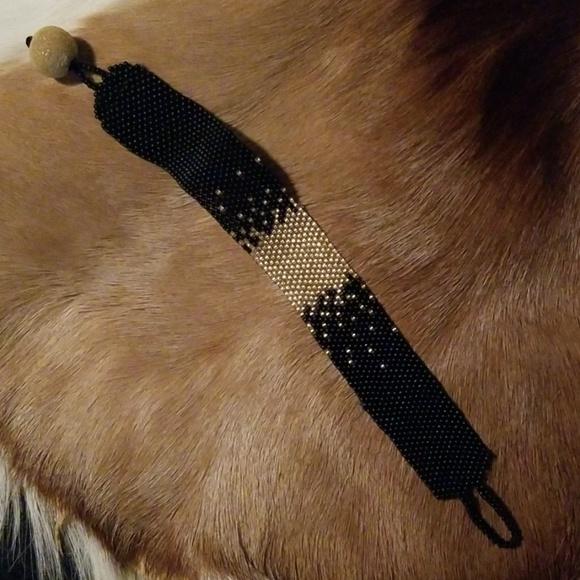 Jewelry - Flat peyote bracelet